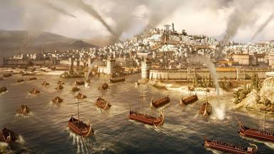 Total War: Rome 2 даст игрокам ощущение мрачности войны