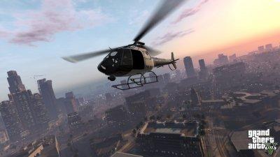 Rockstar показала первые скриншоты GTA 5