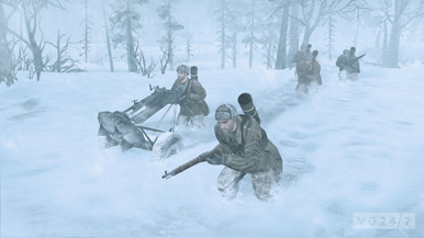 Войска в Company of Heroes 2 будут страдать из-за погодных условий