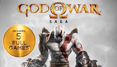Анонс изданий God of War Saga и inFamous Collection (Обновлено)