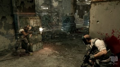 Скриншоты Army of Two: The Devil's Cartel