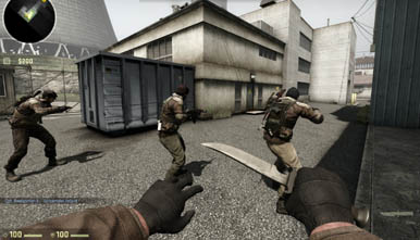 Статистика прошедшего бета-тестирования Counter-Strike: Global Offensive