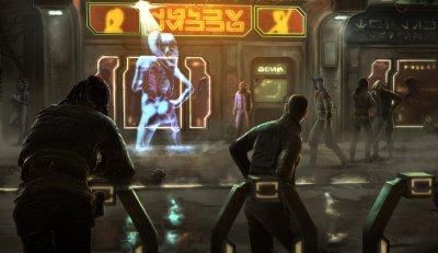 Подборка зрелищных артов Star Wars 1313