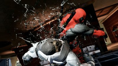 Скриншоты и арты Deadpool