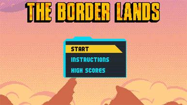 Бесплатная браузерная игра Borderlands в стиле 80-х + видео