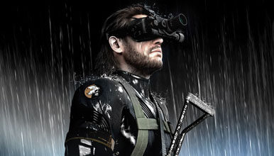 Прошла демонстрация Fox Engine и анонс игры Metal Gear Solid: Ground Zeroes