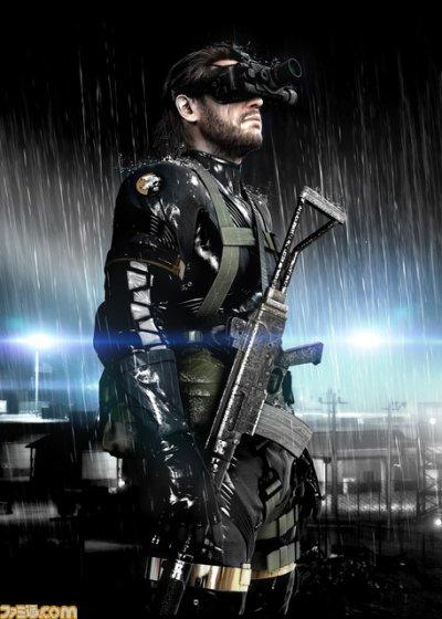 Прошла демонстрация Fox Engine и анонс игры Metal Gear Solid: Ground Zeroes