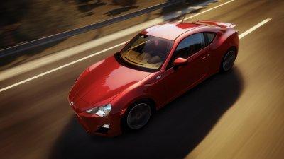 Подборка скриншотов Forza Horizon