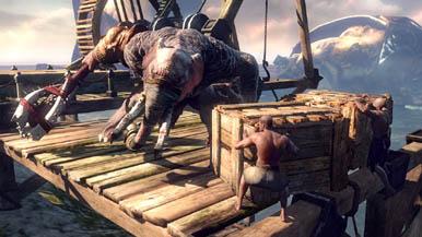 Новое видео God of War: Ascension. Тематический контроллер