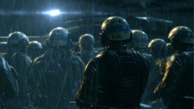 Metal Gear Solid: Ground Zeroes - Дебютные скриншоты и новая информация