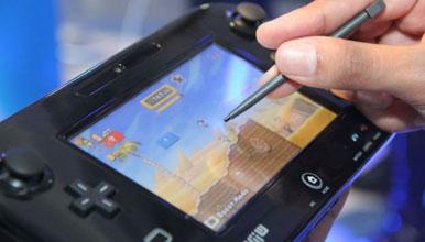 Стартовая игровая линейка Wii U