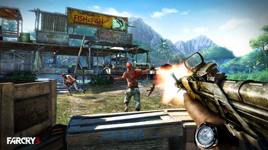 Превью Far Cry 3