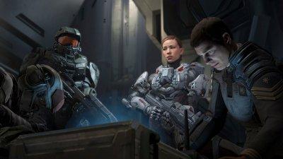 Геймплей сюжетной кампании Halo 4 (Обновлено)