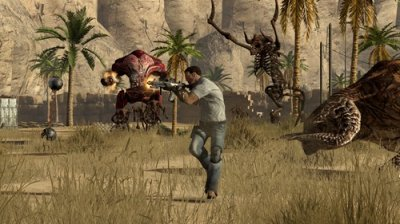 Первое дополнение для Serious Sam 3 выйдет 16 октября