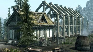 Состоялся релиз второго дополнения для Skyrim в Steam