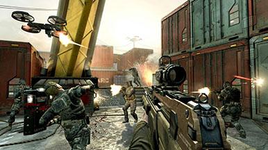 Разработчик Black Ops 2 не понимает критику движка игры