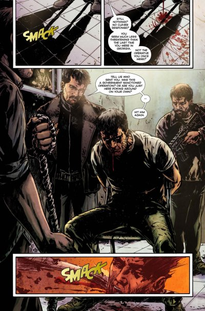 Ubisoft анонсировала комикс по Splinter Cell