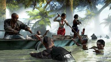 Вода будет оказывать влияние на игровой процесс Dead Island: Riptide