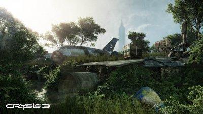 Дата выхода Crysis 3. Скриншоты