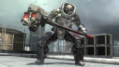 Два геймплейных ролика Metal Gear Rising: Revengeance