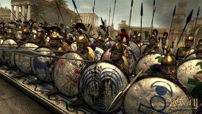 Три скриншота Total War: Rome 2 (Обновлено)