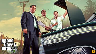 GTA 5 - Новые скриншоты и обои рабочего стола (Обновлено)