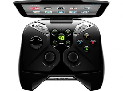 NVIDIA анонсировала игровую консоль Project SHIELD