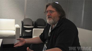 Gabe Newell из Valve подтвердил создание Steam Box
