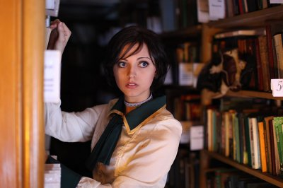 BioShock: Infinite - Новый косплей Анны Молевы