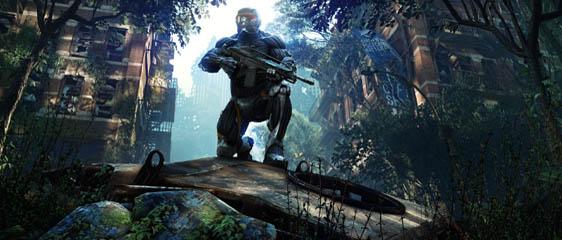 Crysis 3 - Первые оценки, видео-сравнение графики, планы на DLC