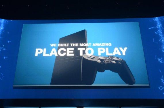 Анонс PlayStation 4 - Первые детали, подробности, информация