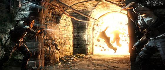 Army of Two: The Devil's Cartel хочет стать лучшей кооперативной игрой на рынке