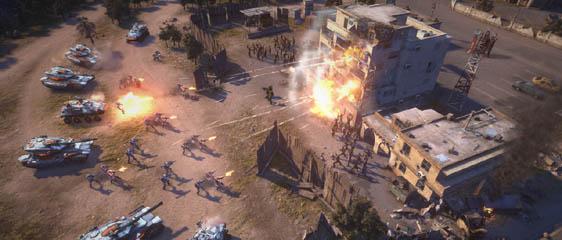 Новые скриншоты и арты Command & Conquer: Generals 2