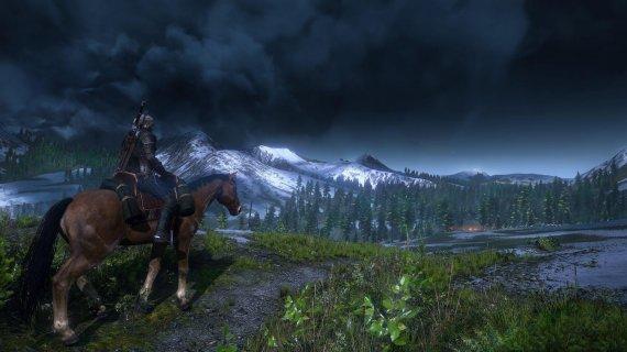 Скриншоты The Witcher 3: Wild Hunt в высоком разрешении