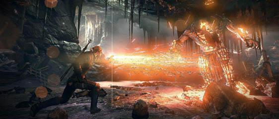 О боевой системе The Witcher 3: Wild Hunt