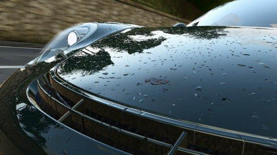 Снова новые скриншоты Project CARS