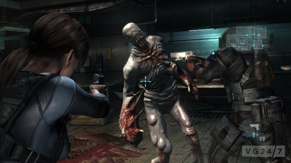Системные требования и скриншоты Resident Evil: Revelations HD