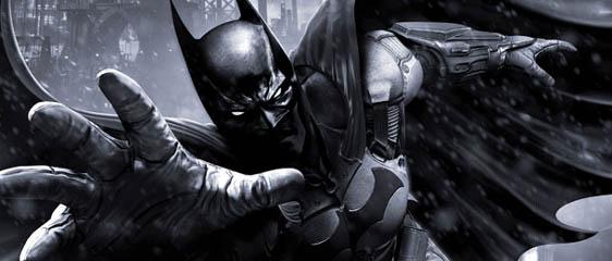 Анонс игры Batman: Arkham Origins. Видео