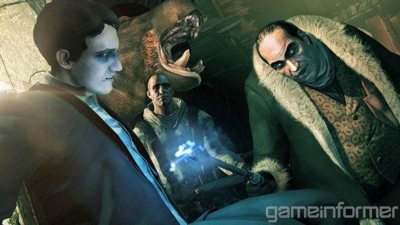 Batman: Arkham Origins - Скриншоты и подробности
