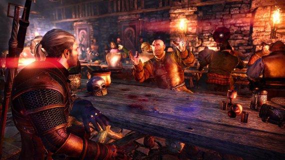 Несколько новых скриншотов The Witcher 3: Wild Hunt