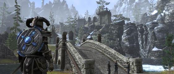 20 минут геймплея и трейлер The Elder Scrolls Online