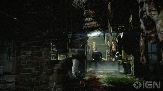 Анонс хоррора The Evil Within от Bethesda. Трейлер и скриншоты