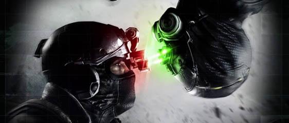 Два видеоролика Splinter Cell: Blacklist