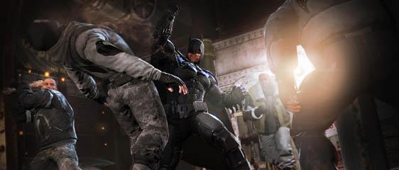 Новые детали Batman: Arkham Origins