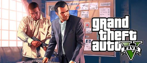 Трейлер мультиплеера GTA 5. Подробности GTA Online