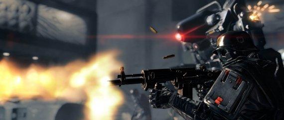 Анонс Wolfenstein: The New Order. Трейлер и скриншоты