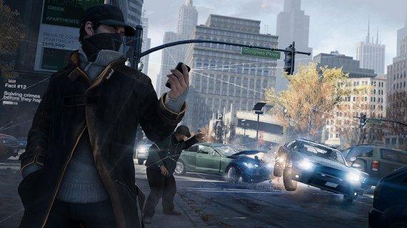 Watch Dogs - Новый геймплей, скриншоты и подробности
