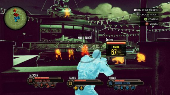 Скриншоты и геймплей The Bureau: XCOM Declassified