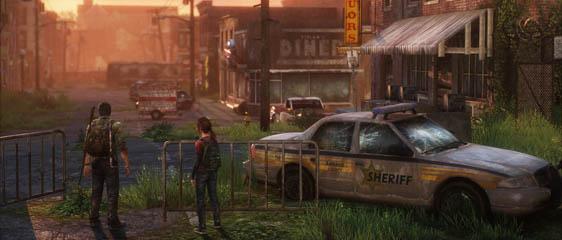 Несколько новых скриншотов The Last of Us