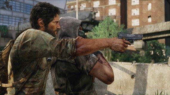 Новый геймплей и скриншоты The Last of Us (Обновлено)